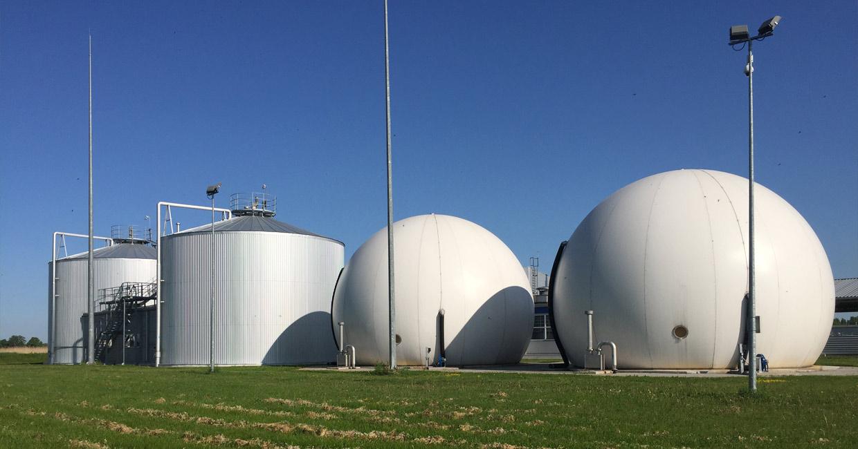 Pūdytuvai - biodujų jėgainės