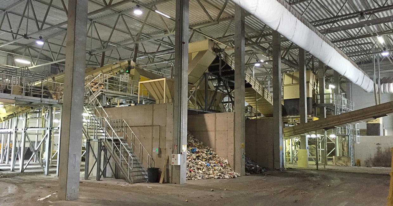 Atliekų tvarkymo įrenginiai